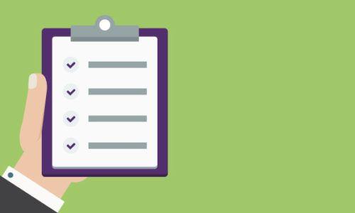Checklist aangifte Inkomstenbelasting 2016